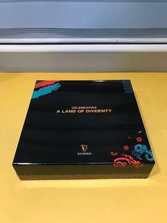 Guinness 2017 Limited Edition GFES Box Set