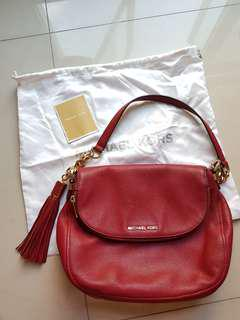 *price reduced*Michael Kors Large Bedford Flap Convertible Cross Body Shoulder Bag #PayDay30