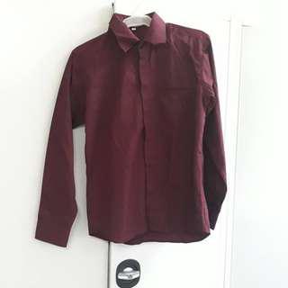 Pre-loved Men's Dress Shirt (S)