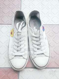 🚚 🆓️復古帆布鞋#十月女裝半價