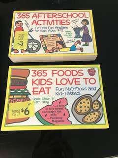 Food kids love n after school activities