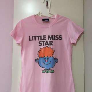 Little Miss Star T-shirt