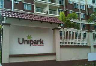 Room Rental Unipark [1/2person Shared Room]