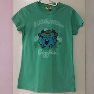 Little Miss Giggles T-shirt