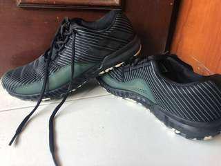 Used Adidas crazy training shoes.