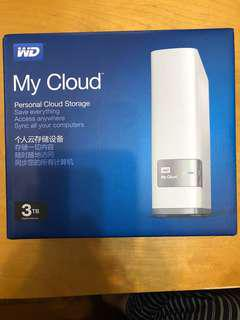 WD My Could 3TB