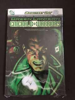 Green Lantern Emerald Warriors
