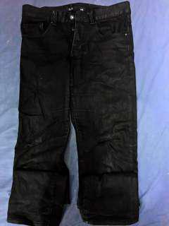 Black YD Jeans Size 32