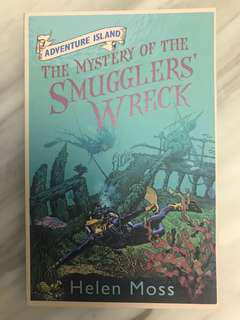 The Mystery if the Smugglers Wreck