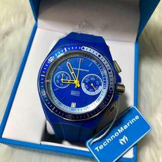 Technomarine Cruise Sport Men's 45mm Chronograph Watch