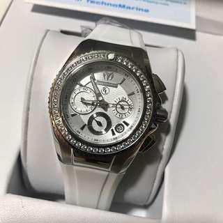 Technomarine Eva Longoria 34mm Chronograph Watch TM416001