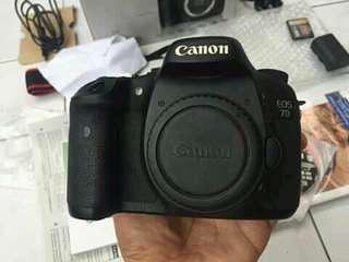 BO canon 7D
