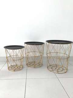 #mcshome Side table / Basket
