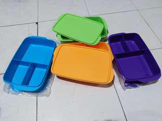 Tupperware Big Lunch Box Sold Per Piece