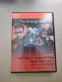 Original Orange Box for the PC (Thick Case)