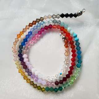 Swarovski Beads (different colours)