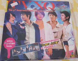 TVXQ Mirotic concert in Thailand photobook