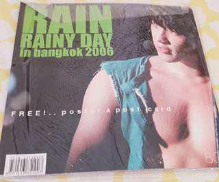 Rain concert in Bangkok photobook