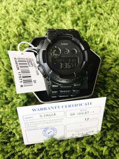 G-SHOCK Leather look (Rare)