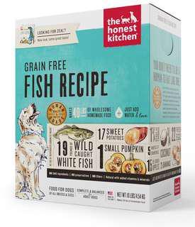 The Honest Kitchen Zeal Grains-Free & Gluten-Free (Fish) 10lbs