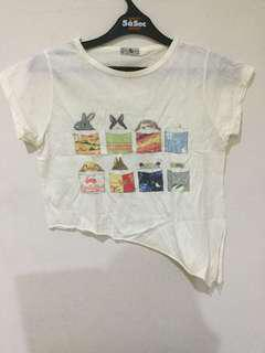 Rabbit croptop