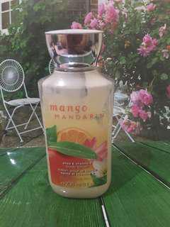 BATH & BODY WORKS - MANGO MANDARIN