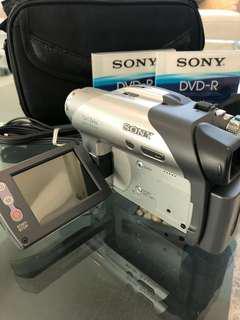 Sony Handycam DCR-DVD605 DVD RW