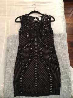 M Boutique Sequin Dress