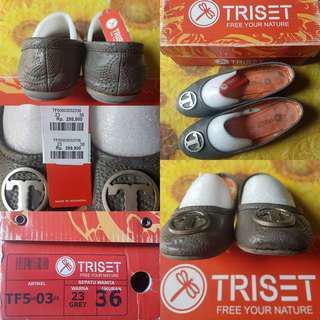 Triset flatshoes uk 36 muat 37