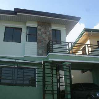 House and Lot in Sunnyside Heights Subdivision - 100sq.m lot Area, 3Bedrooms and 2toilets