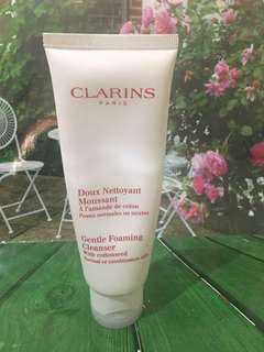 CLARINS - GENTLE FOAMING CLEANSING