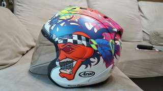 Arai ram 4 helmet