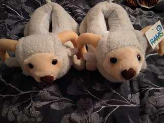 Rams Slippers