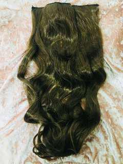 Hair Extensions (Blonde Brown)