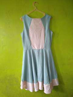 Dress pastel