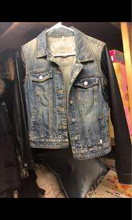 Talula jean jacket