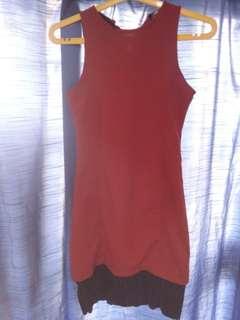 Black Sheep Classy Red dress