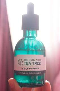 The Body Shop Tea Tree Daily Solution 50ml
