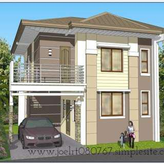 Lot Area150sqm, Floor 120sq.m House and Lot in Greenview Executive Village near FEU Diliman