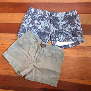 Plains & Prints Shorts Bundle