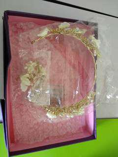 Bridal accessories set