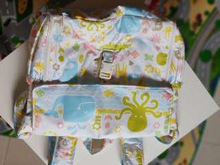 Diaper bag ELEGANCE