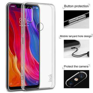🚚 Imak Air Case II for Hard Case for Xiaomi Mi 8 (Clear)