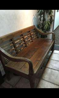 Old Antique Bench