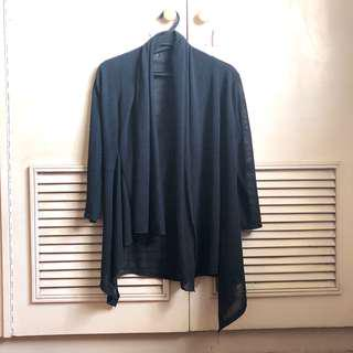 US Brand Black Cardigan
