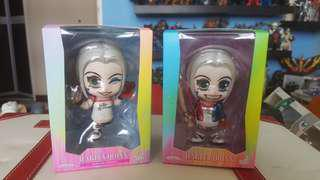 Hot Toy Cosbaby Harley Quinn Set
