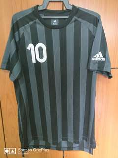 🚚 Authentic Adidas Classic Stripes Jersey (Black)