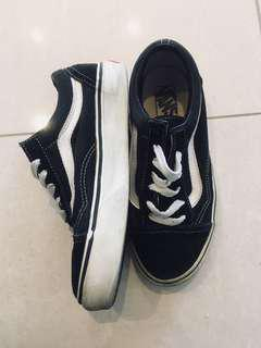 Cute Vans Shoes - Basically New