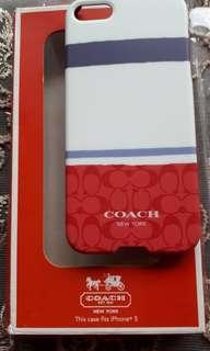 Coach iphone 5
