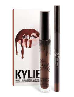 Kylie Cosmetics Lip Kit - True Brown K